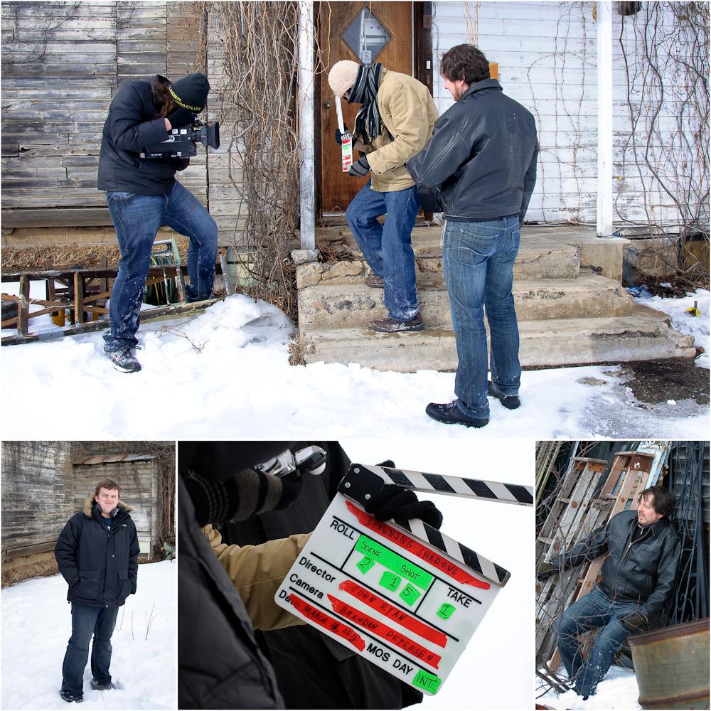 Spawning Shadows - a short film by John Ryan (Film Production program, Confederation College) - via My Painted Door (.com)