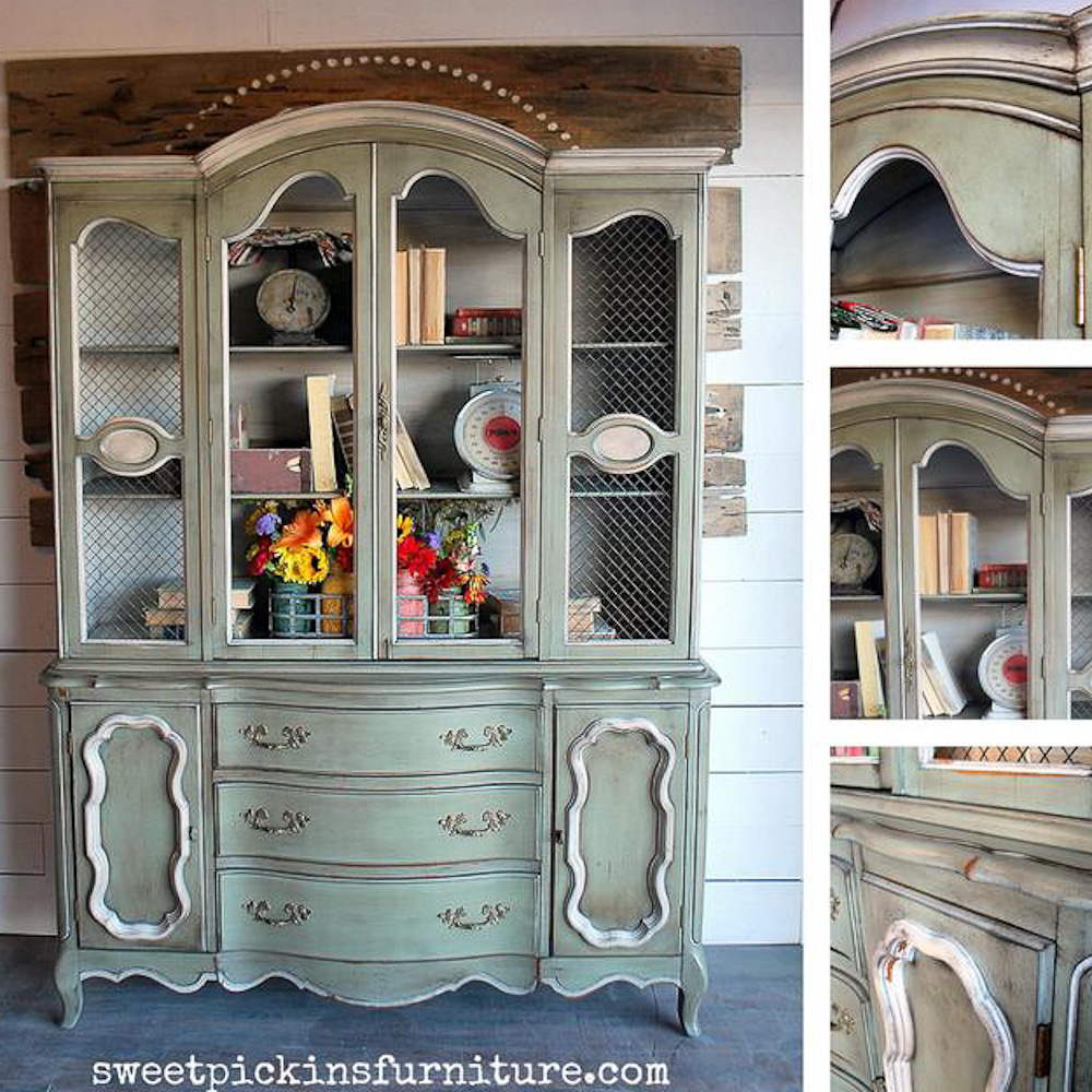 Sweet Pickins milk paint eye candy