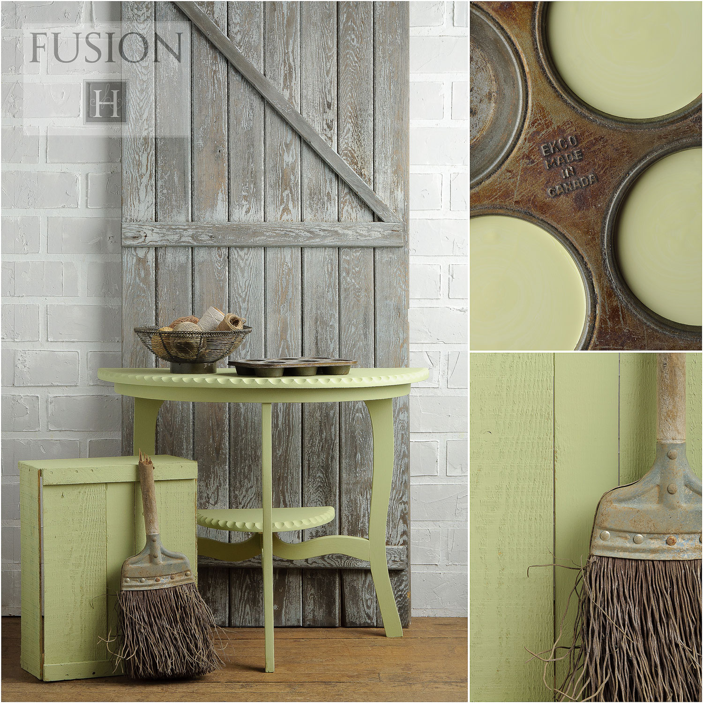 Fusion paint in upper canada - via My Painted Door (.com)