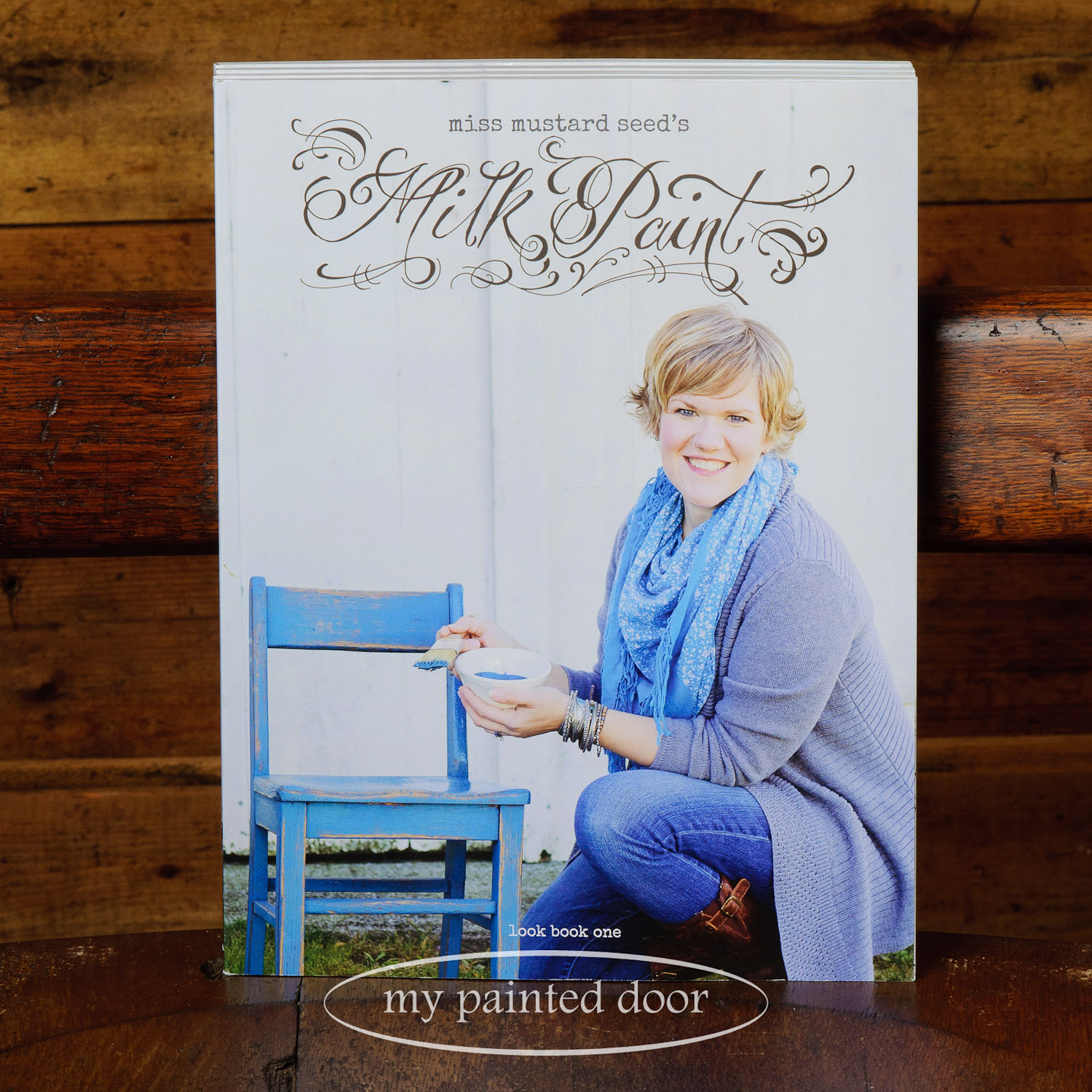 Miss Mustard Seed's look book available at My Painted Door (.com)