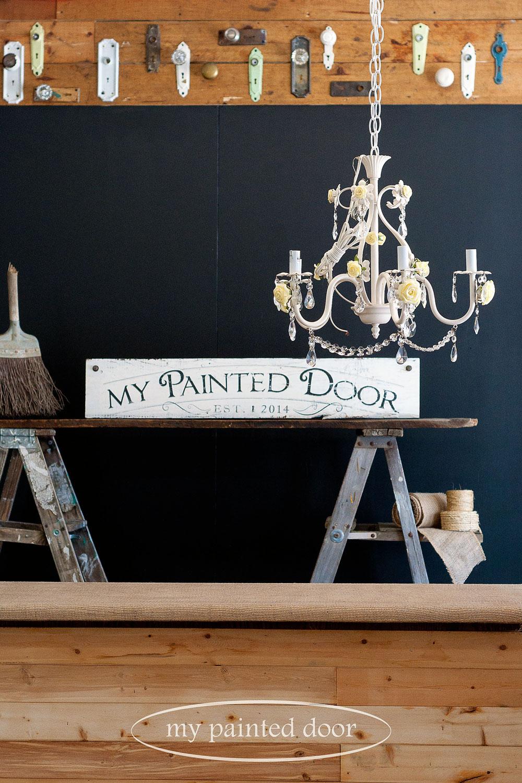 shop renovations - My Painted Door (.com)