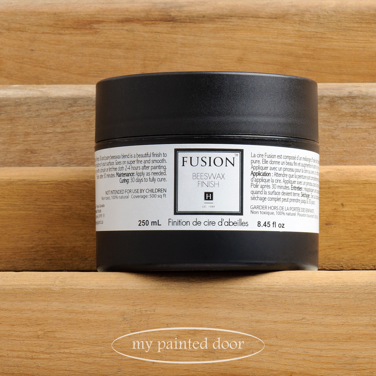 Fusion beeswax available at My Painted Door (.com)