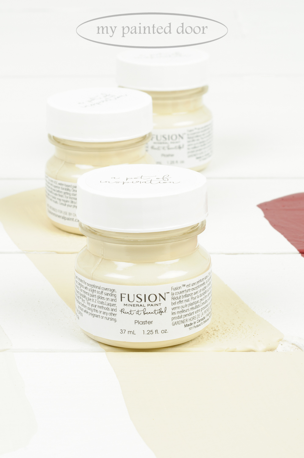Ready, Set, Go! The New Fusion Mineral Paint Colours In