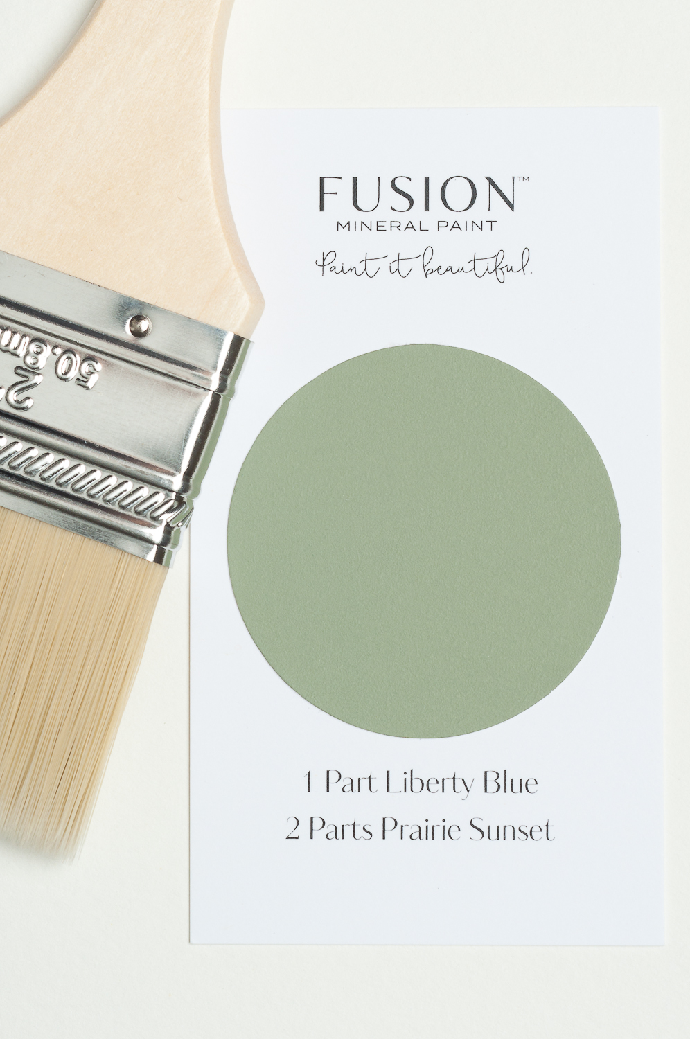 It's simple to mix Fusion Mineral Paint to create your own custom paint colours. This little recipe card shows you how. There are 32 recipes to choose from! You can see all the custom blend recipes on my website.