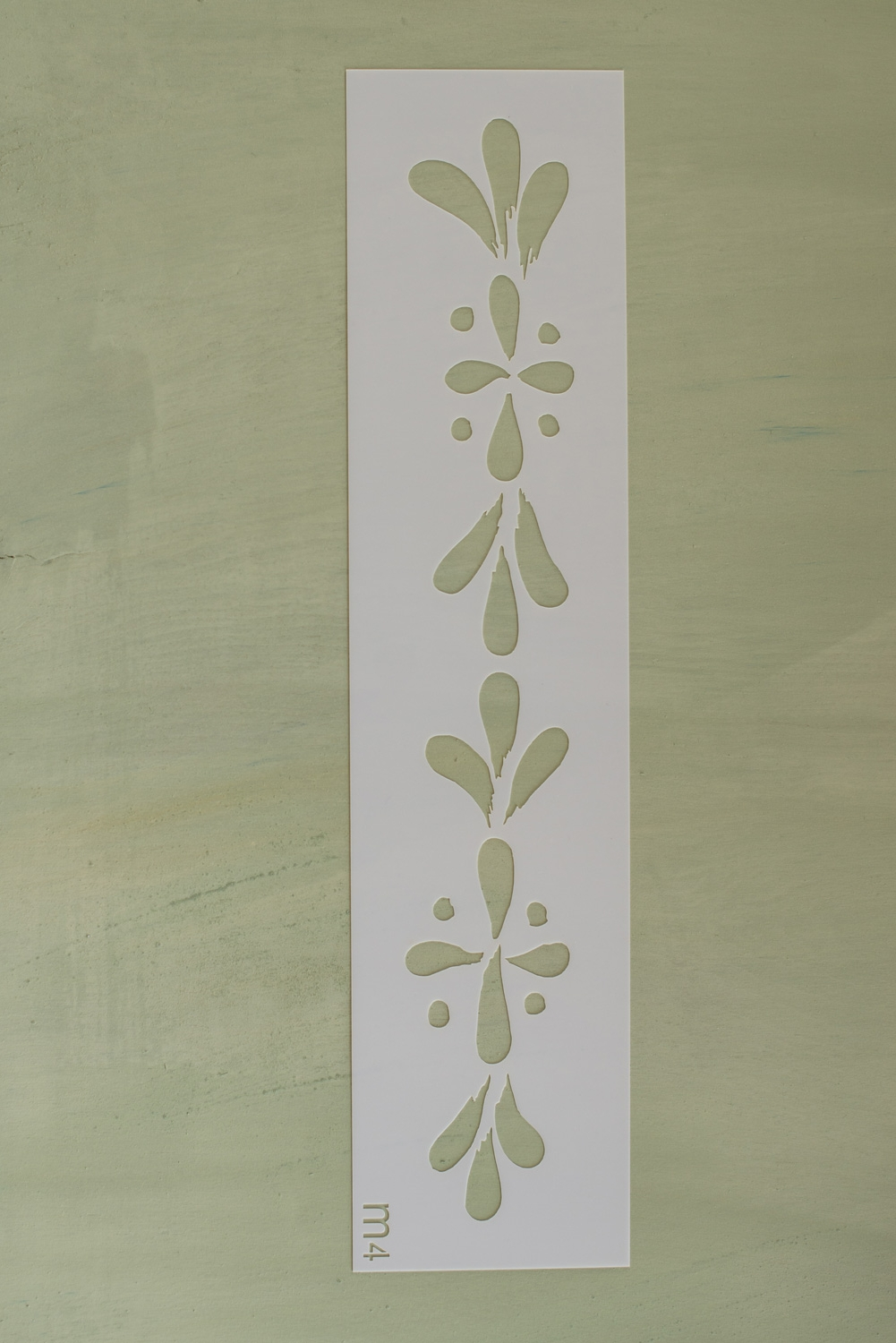 Nancy - Miss Mustard Seed's Milk Paint Stencil - available at My Painted Door