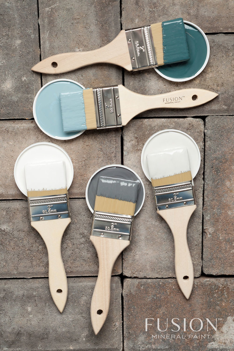 Beautiful colour combinations with Fusion Mineral Paint - Part 3