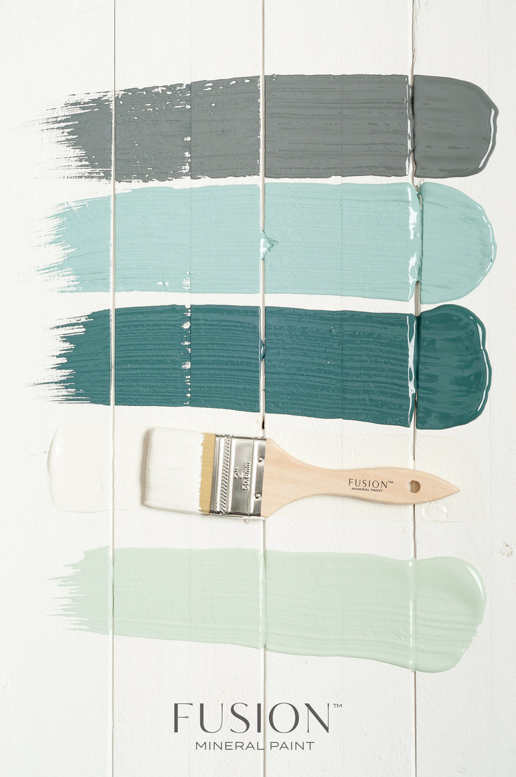 Beautiful colour combinations with Fusion Mineral Paint - Part 4