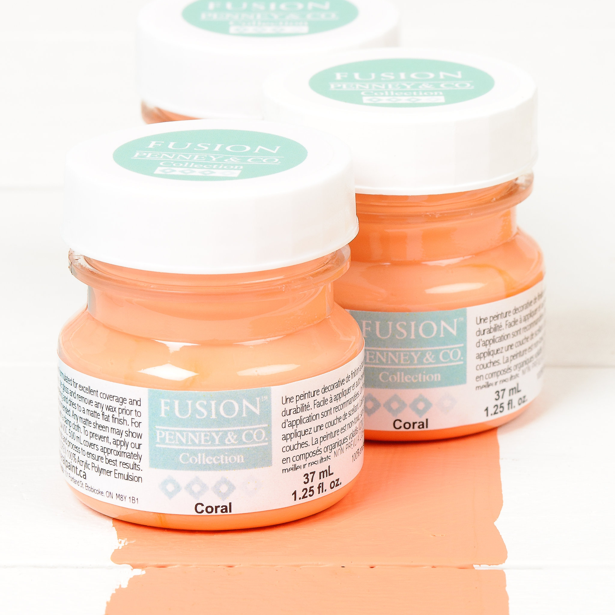 Fusion   Mineral Paint Coral