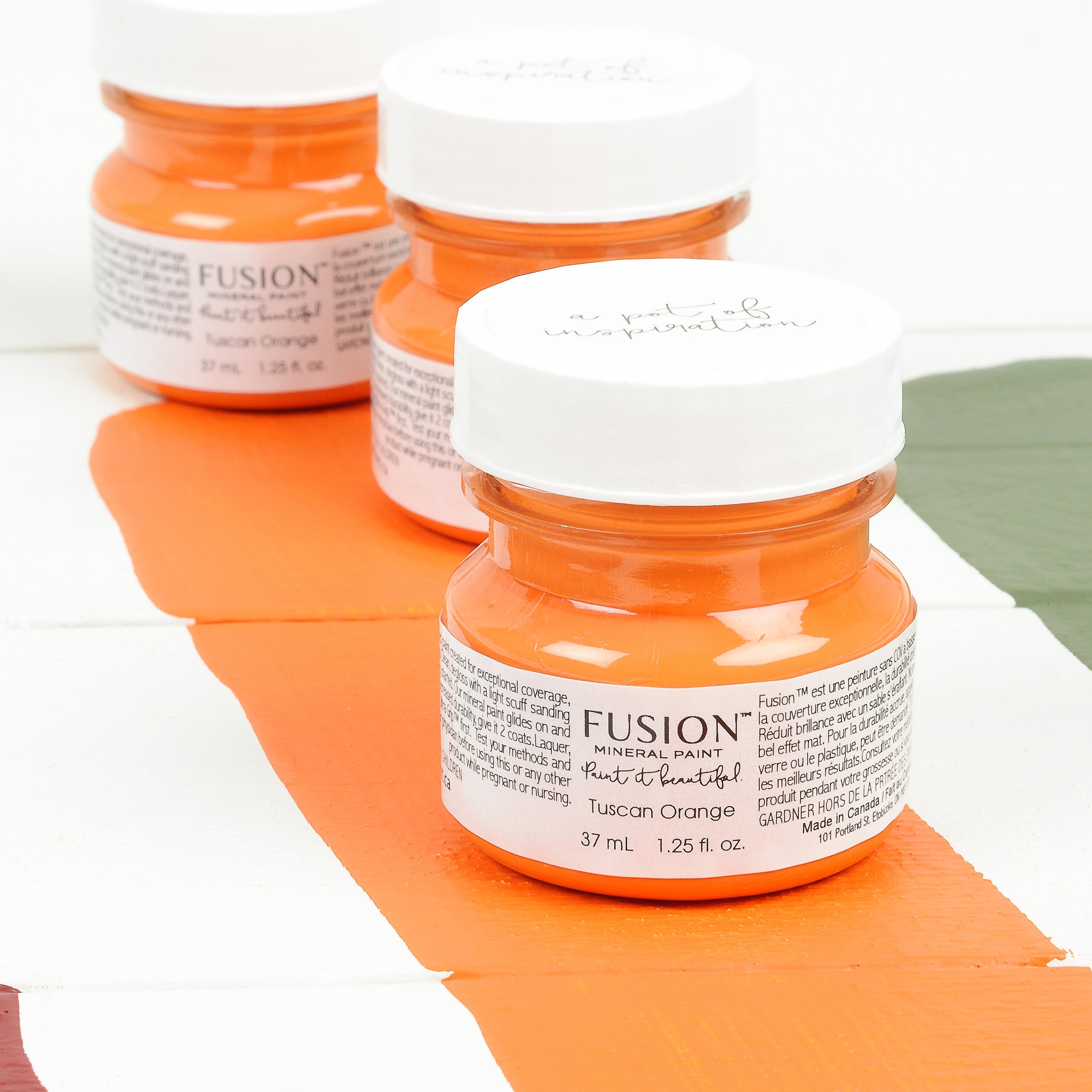Tuscan Orange Fusion Mineral Paint