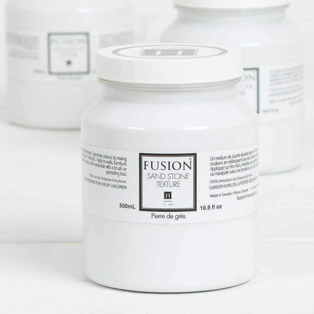 Half price sale - Fusion Mineral Paint Sand Stone Texture