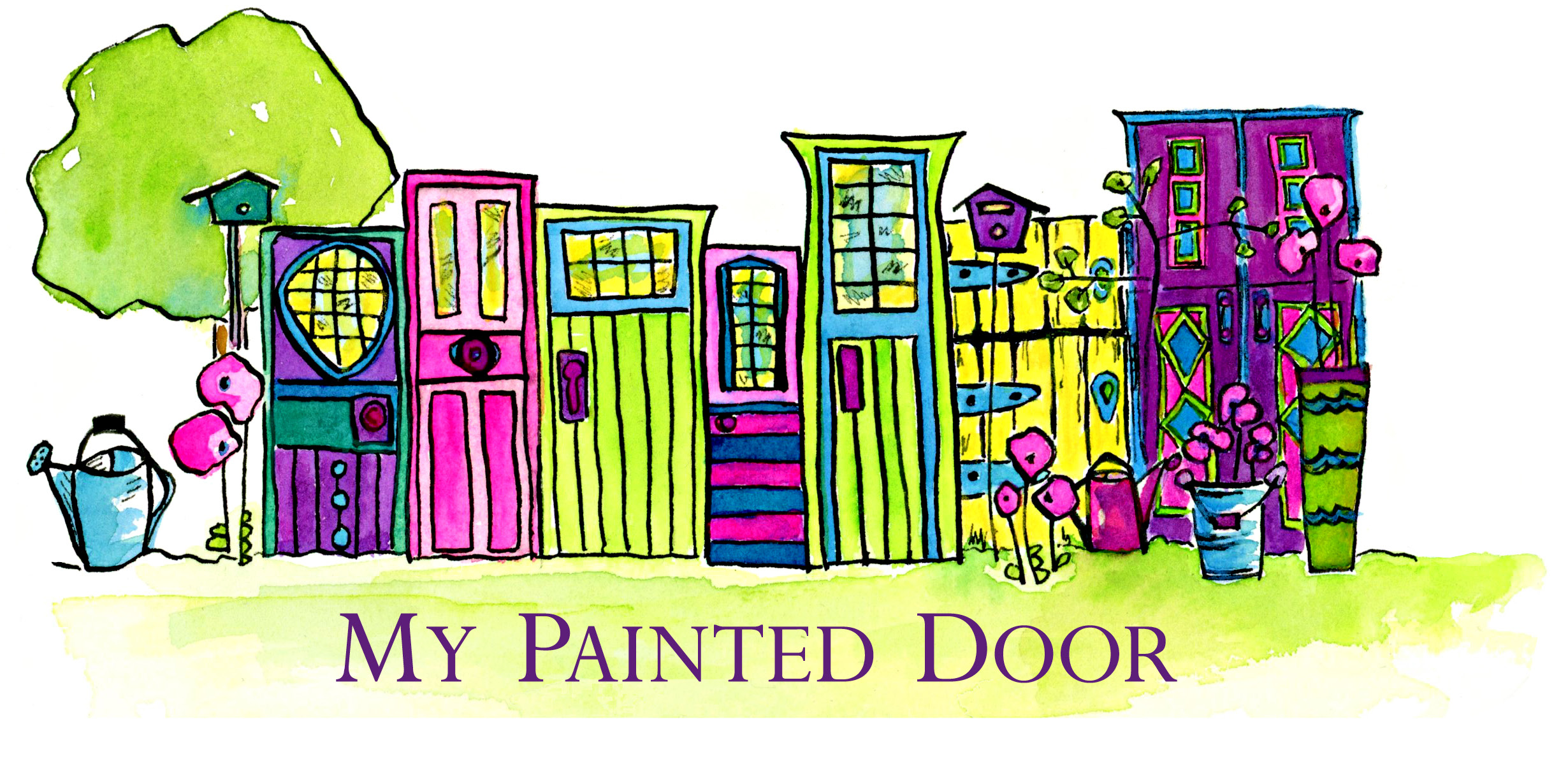 Gift cards available at My Painted Door