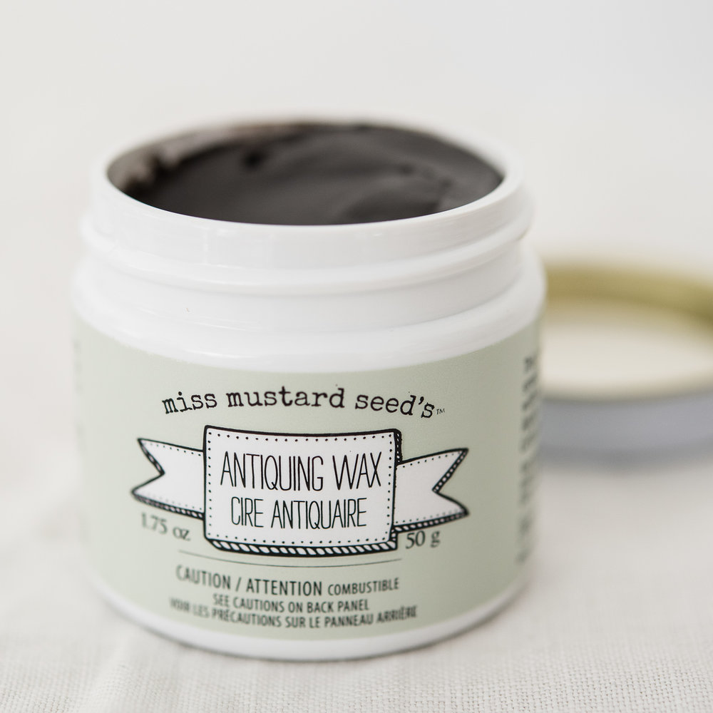 Miss Mustard Seed's Antiquing Wax