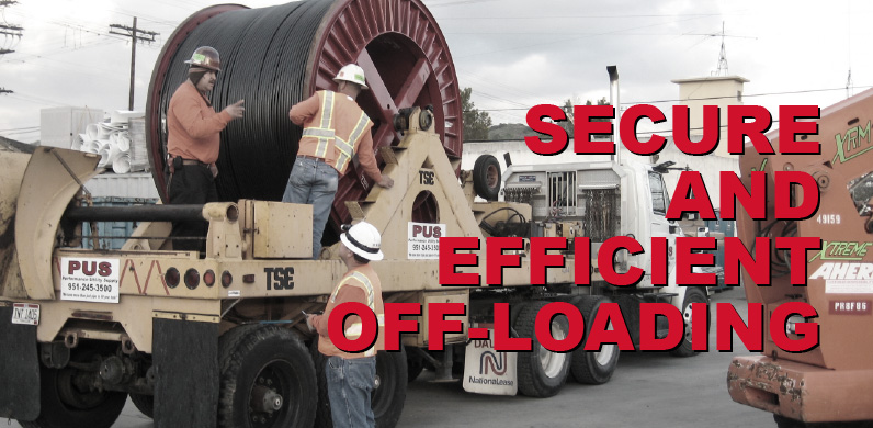 Secure and Efficient Off-Loading