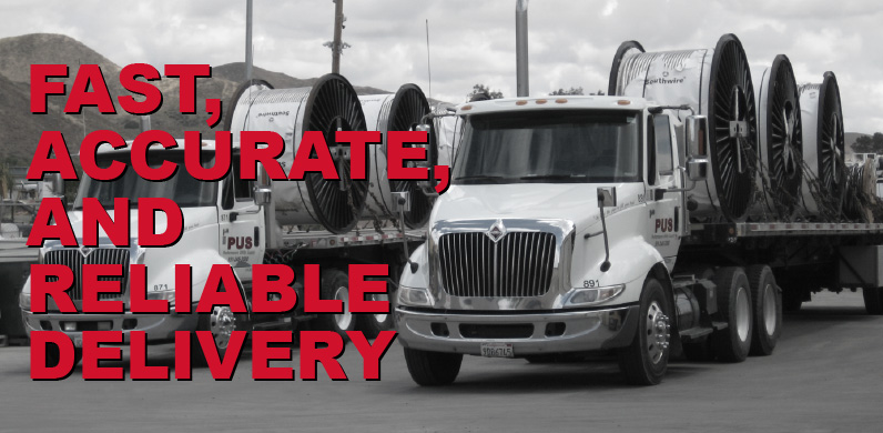 Fast Accurate and Reliable Delivery