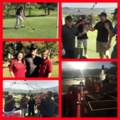 our fun at twin Oaks Golf Course