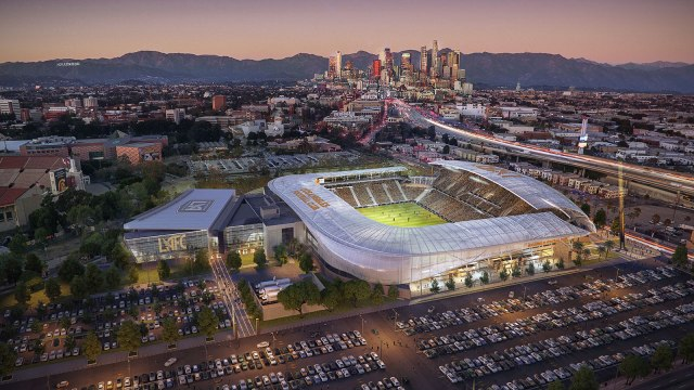 Credit: Gensler/Los Angeles Football Club