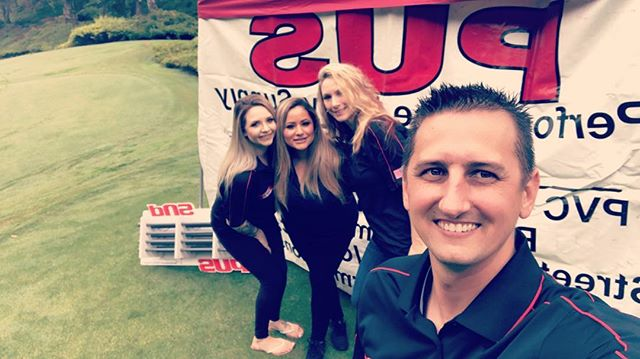 Rosendin Golf Tournament #pusinc #golf #bigpus #tournament