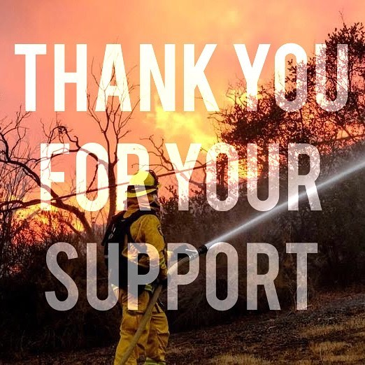 PUS has been cleared to resume business services at our offices in Corona, CA. We want to thank everyone who gave us support during this challenging time. We want to give a special thanks to the brave firefighters who kept the flames from ravaging our facilities. We sustained damage, as did so many other structures in the area, but the firefighters did a great job in keeping it to a minimum. Thank you @calfire @calfireriversidel2881 @coronafirefighters @coronafiredept for all of your hard work and bravery. #firefighterheros