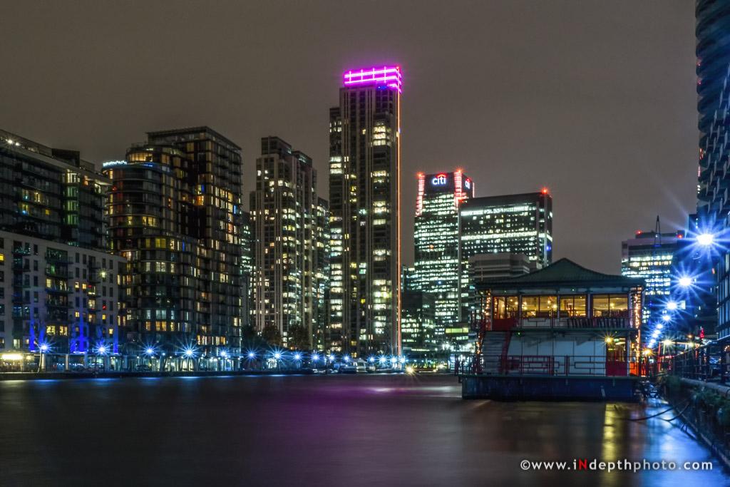 Inner Millwall Docks