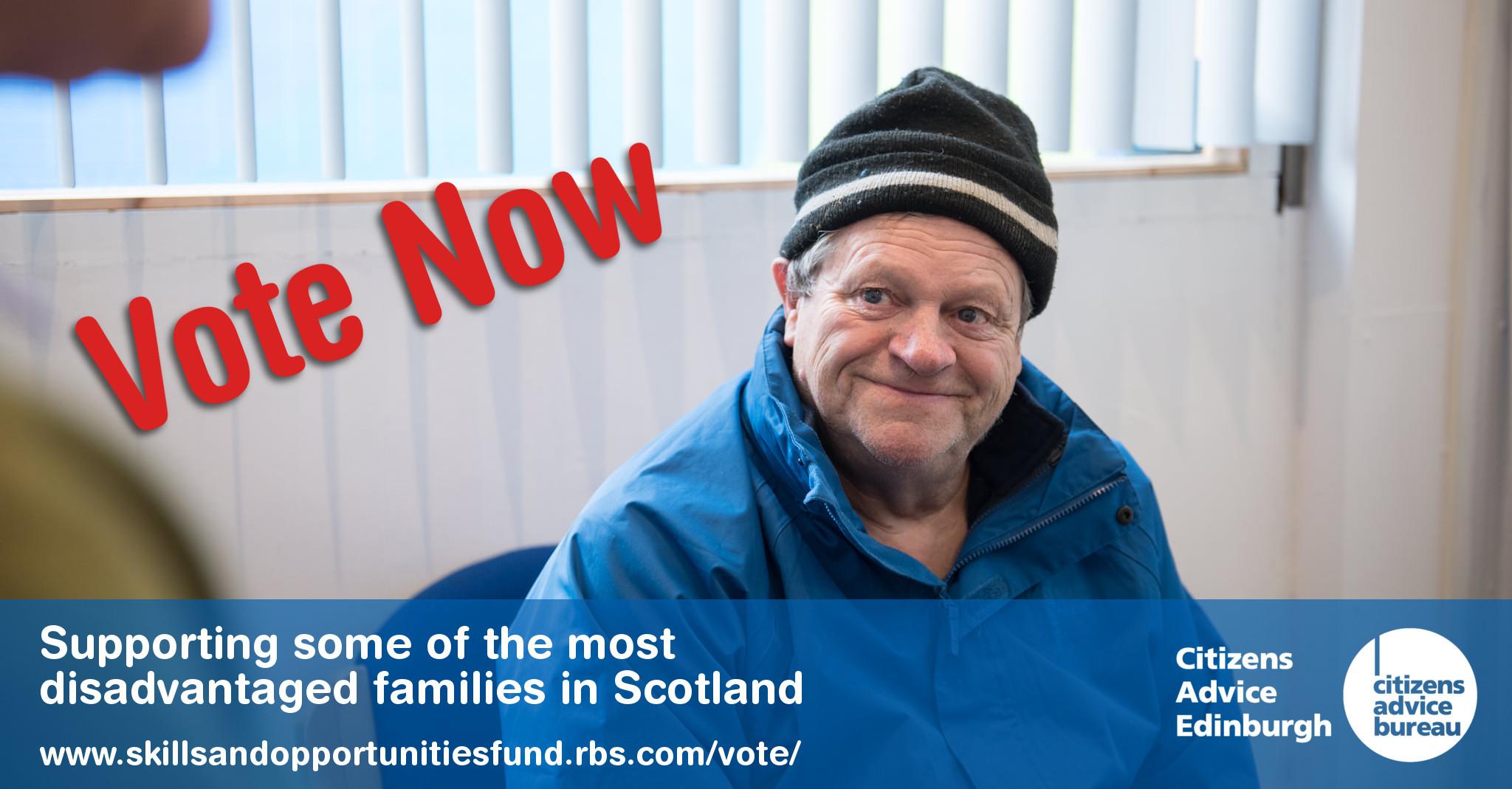 Citizens Advice Edinburgh RBS Fund