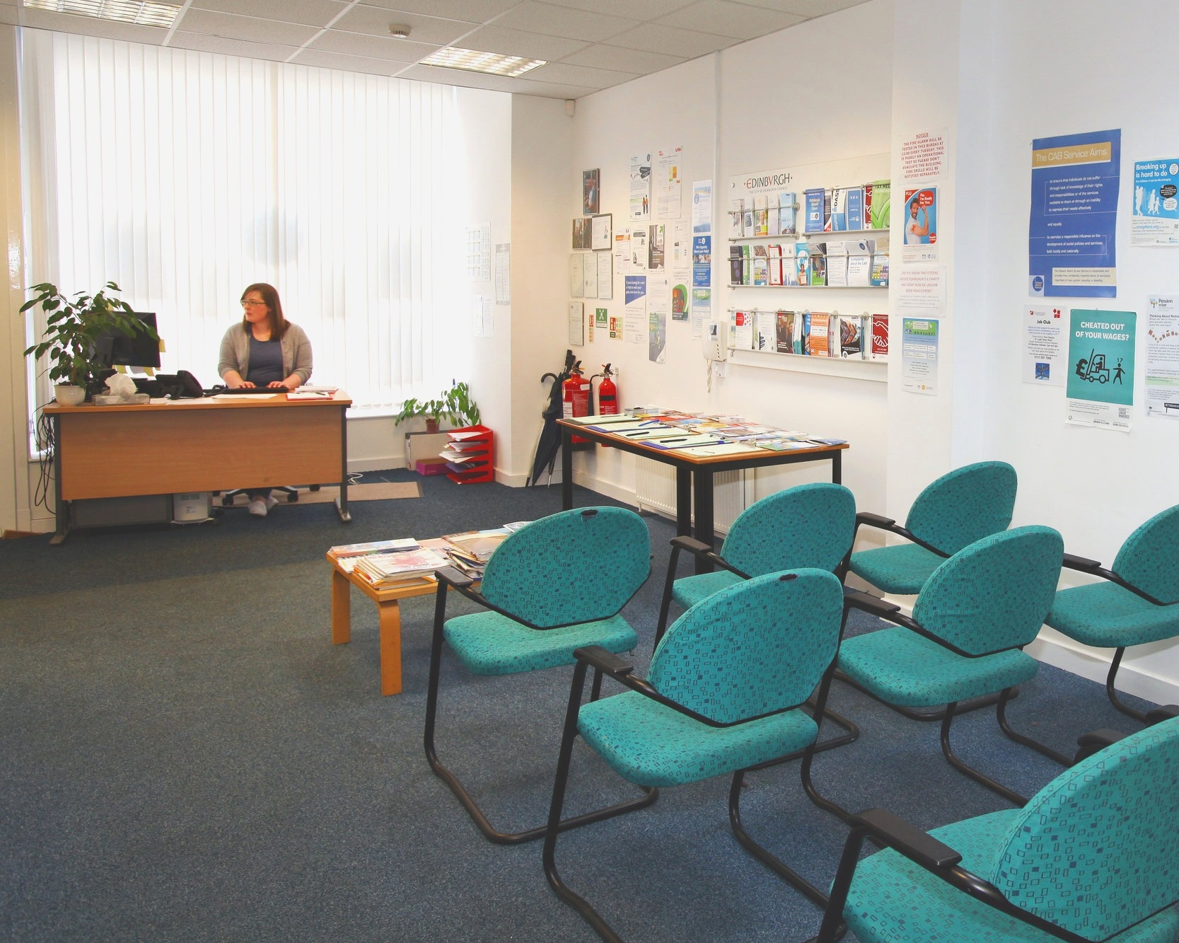 Bureau Receptionist - Providing a compassionate first contact for our clients