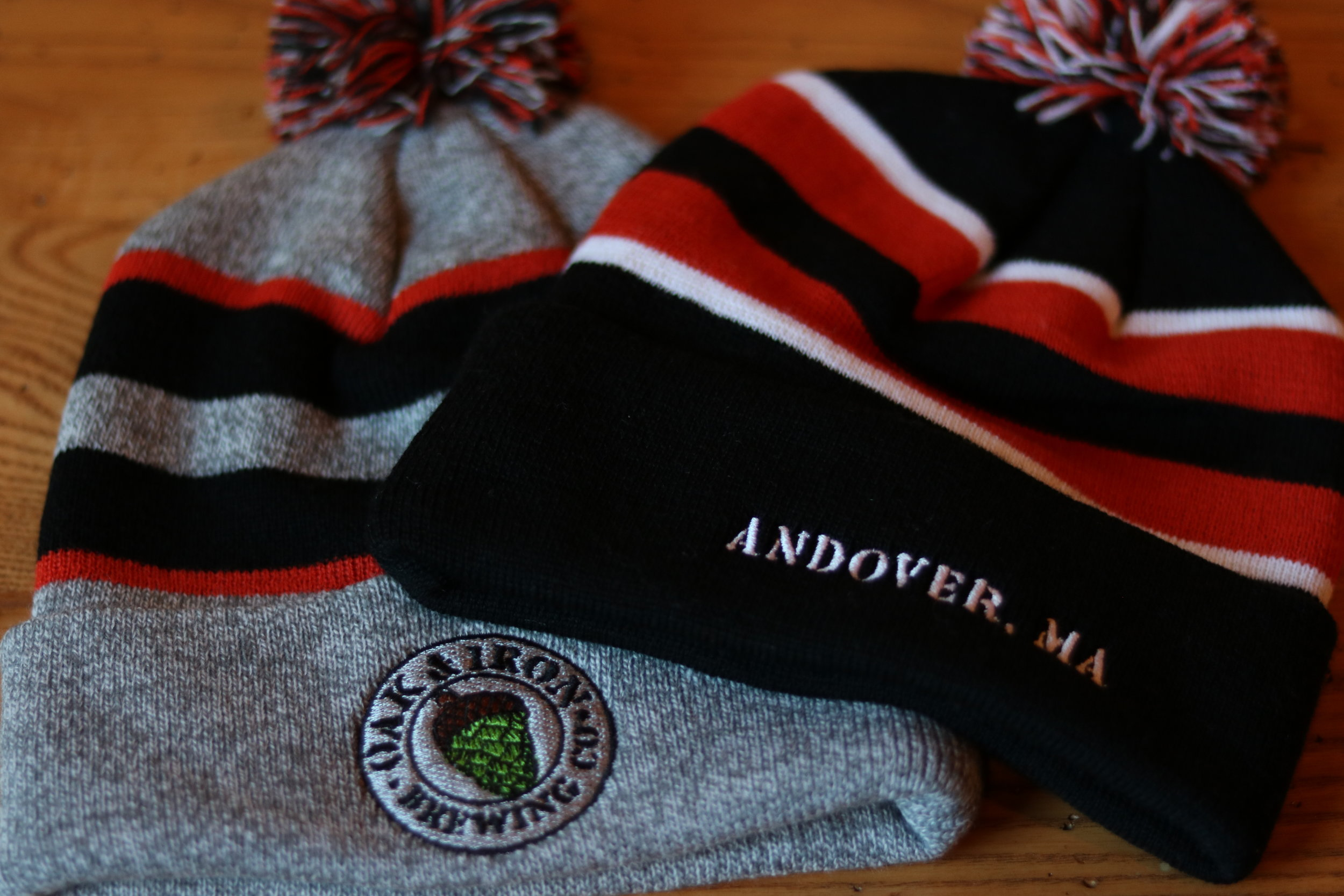 Knit hat    $20