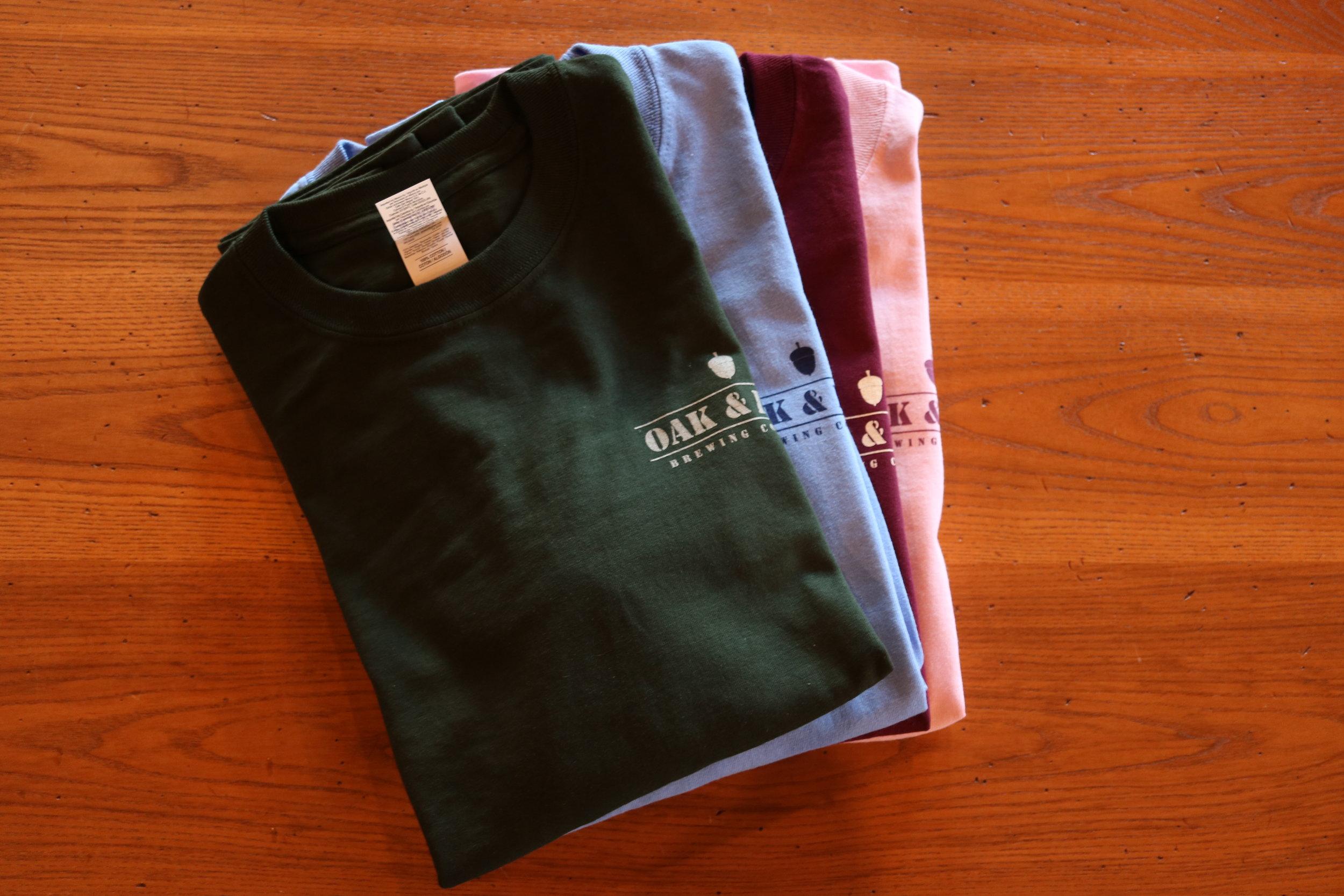 Long Sleeve (4 colors)    $15