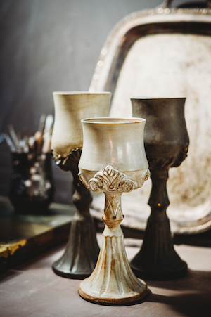 old white and stone goblets.jpg