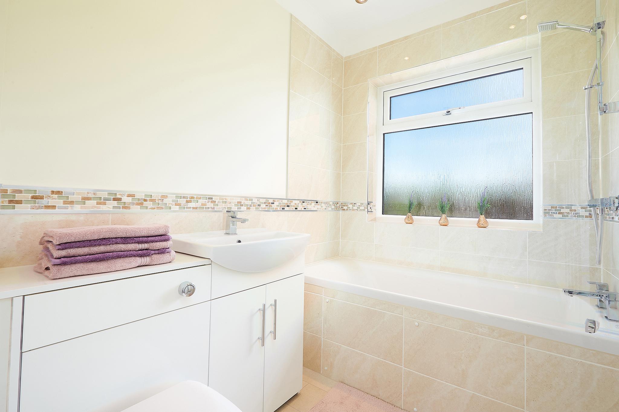 Air BnB Property Photography Bathroom