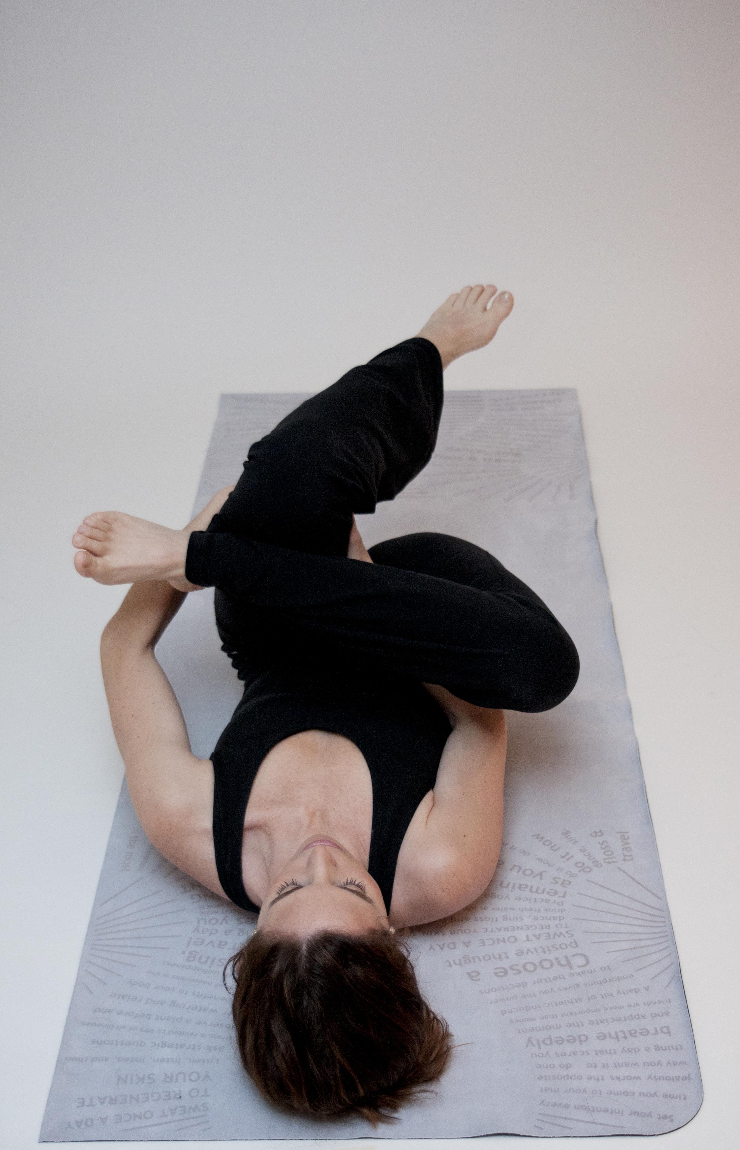 Deep Hip Rotator Stretch (Piriformis)