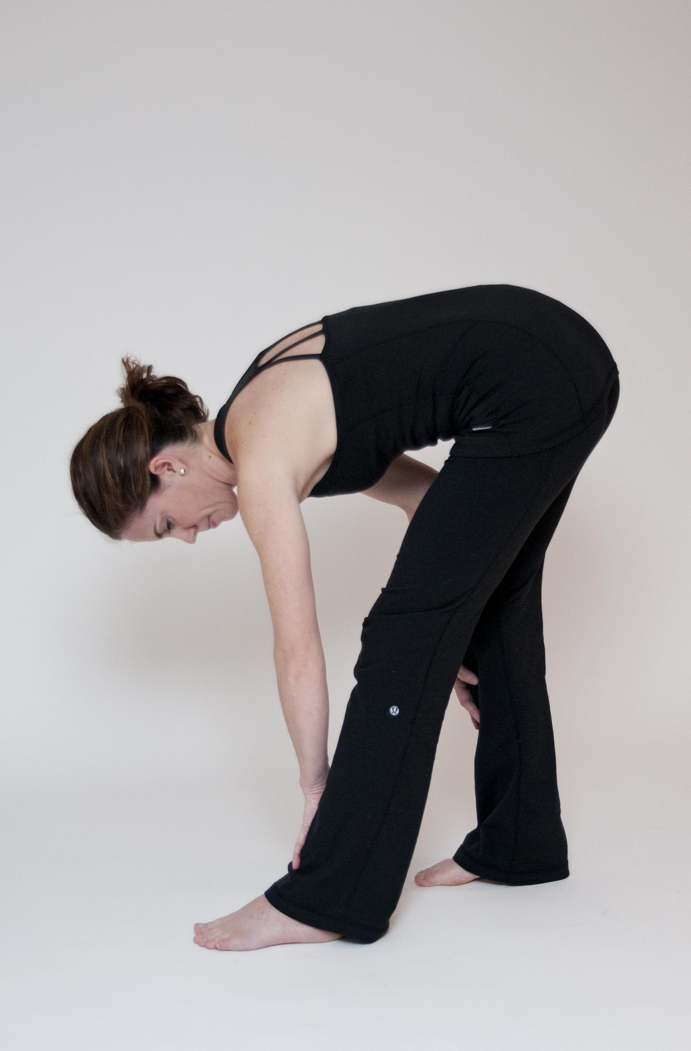 Hamstring & Calf Stretch