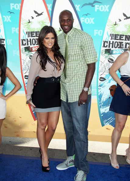 Khloe Kardashian in Chelsea Flower Summer 2010