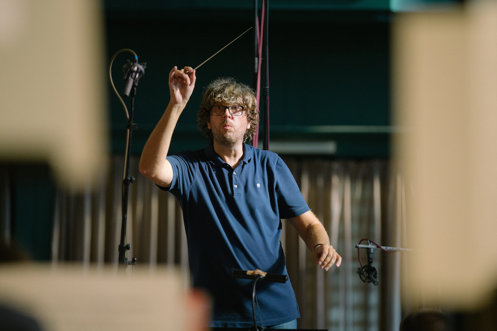 Michal Nesterowicz,Conductor