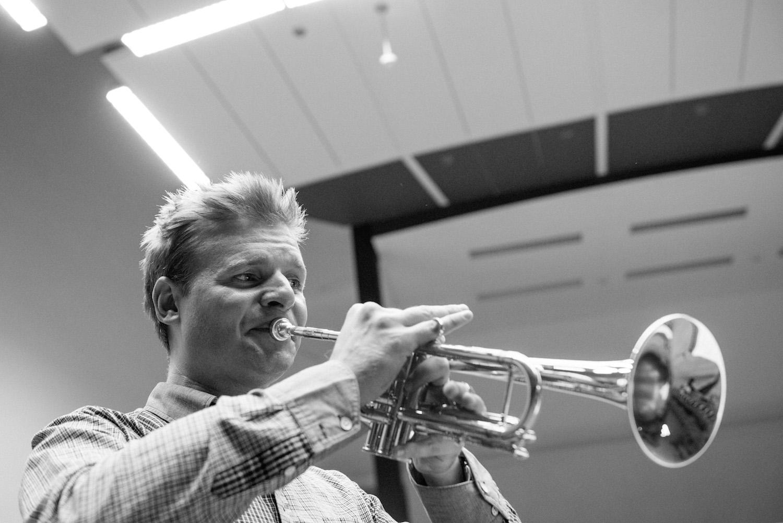 Wim Van Hasselt, Trumpet