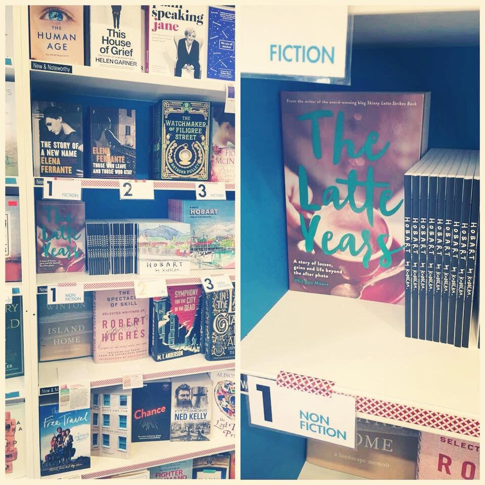 Fullers Bookshop, Hobart. Thank you  Rae  for the photo!