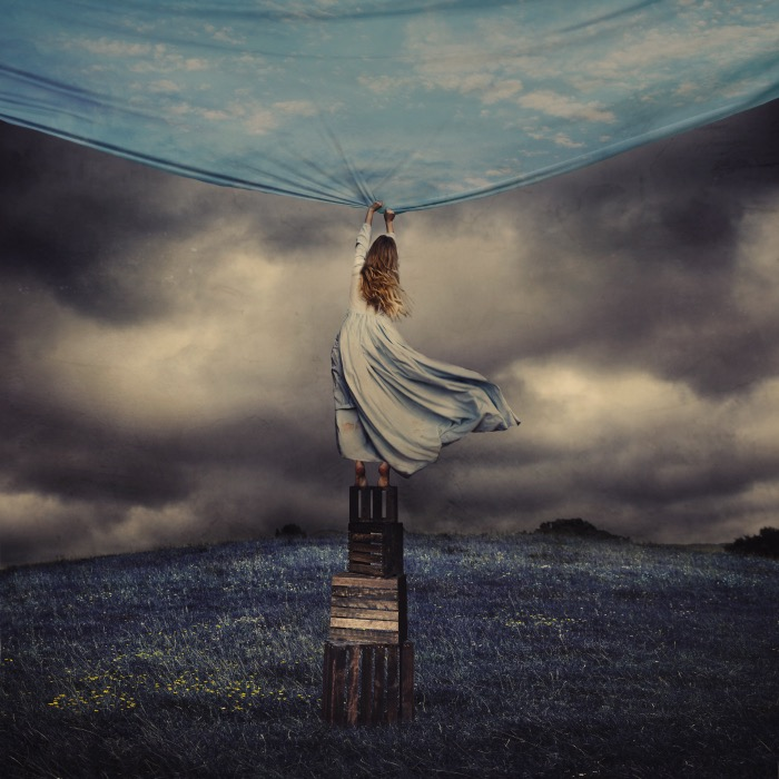 Photo by the incredible  Brooke Shaden .