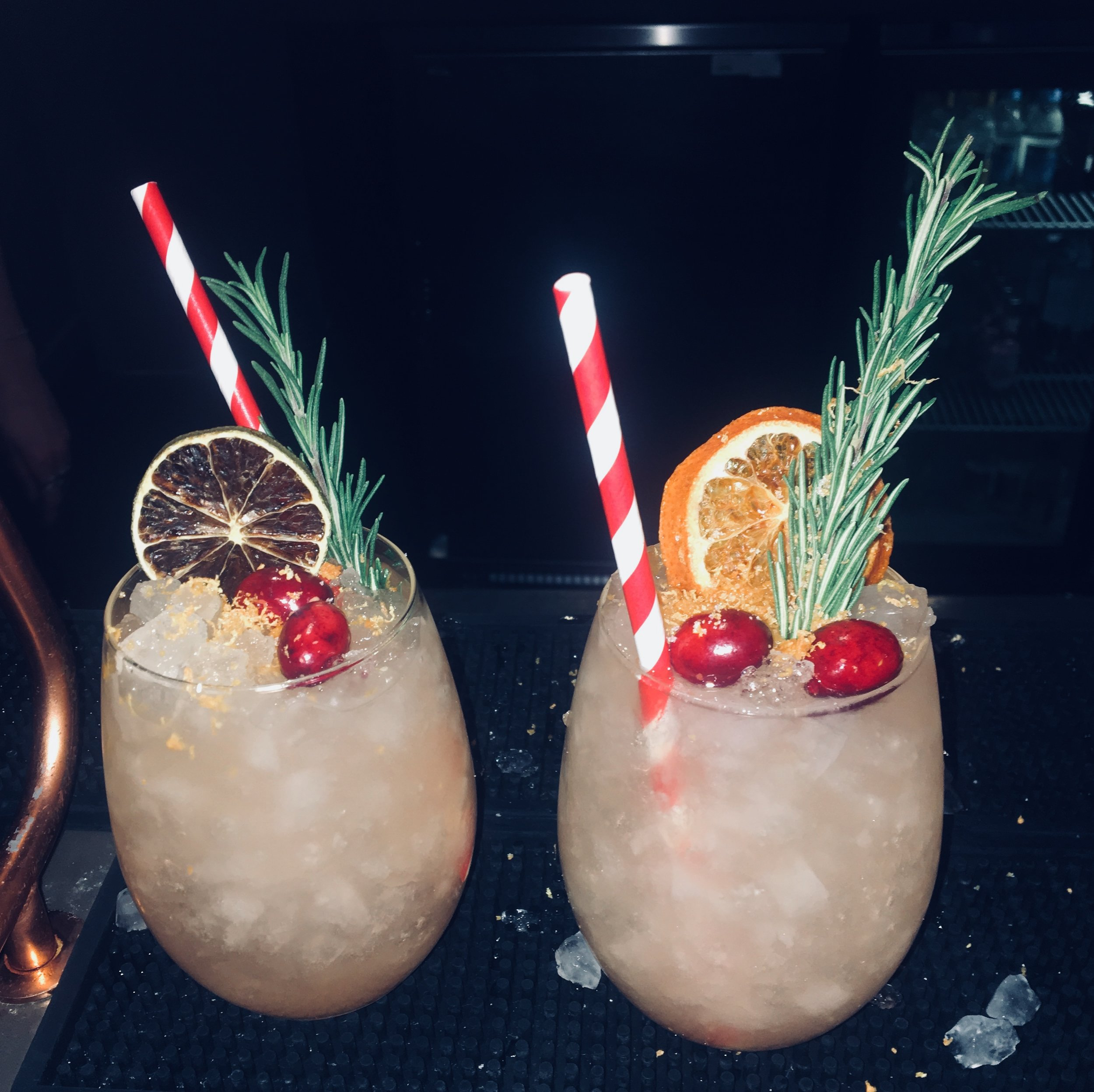 'Dale Dale Dale' - a festive Mexican inspired cocktail
