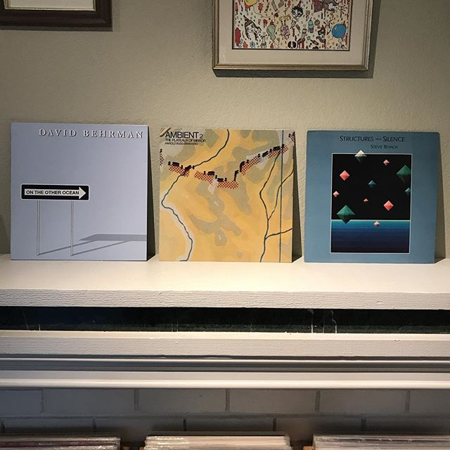 I've started each day for the last few weeks with one of these late 70s/early 80s ambient records.  No lasting effects to report so far, but makes for a blissful morning.  Recommended.  Just lean into those sounds.