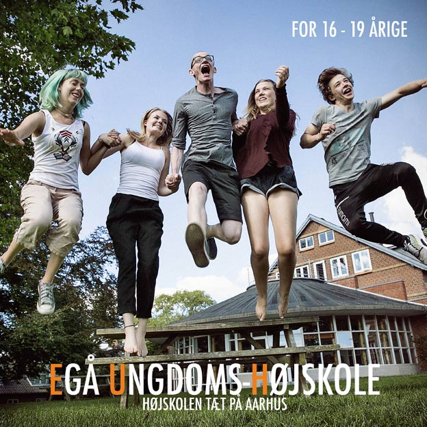 Egaa Ungdoms Højskole_brochure