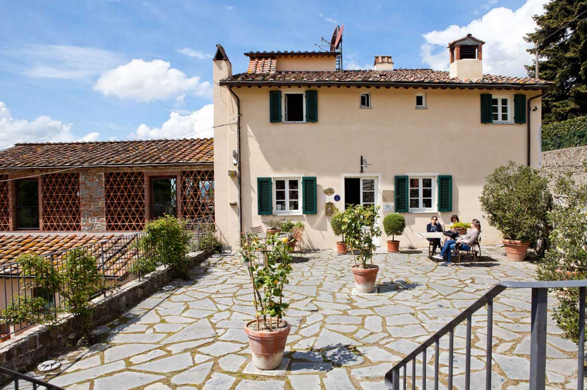 Unwind in the quietness among vineyards, olive groves and Tenuta San Pietro's very own grove and orchard, where they handpick their vegetables, herbs and produce extra virgin olive only to be used with the hotel's restaurant.