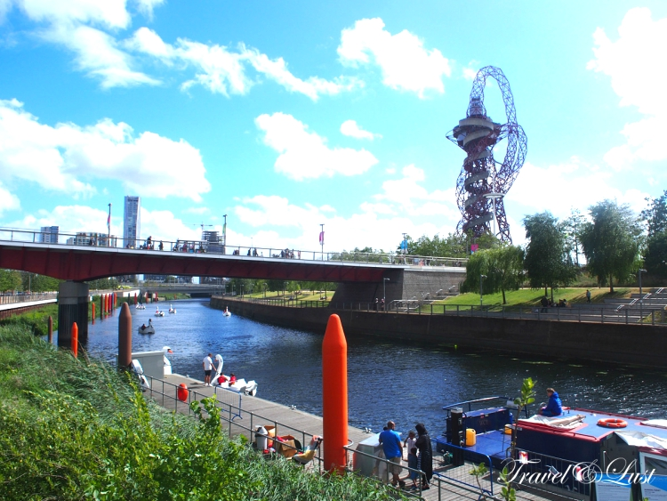 Although this is in Stratford, you must visit Queen Elizabeth Olympic Park as there is something to enjoy for everyone -whether you're into sports, arts and culture, fresh air, adventure playgrounds, shopping or just relaxing with a cup of coffee and a cake.