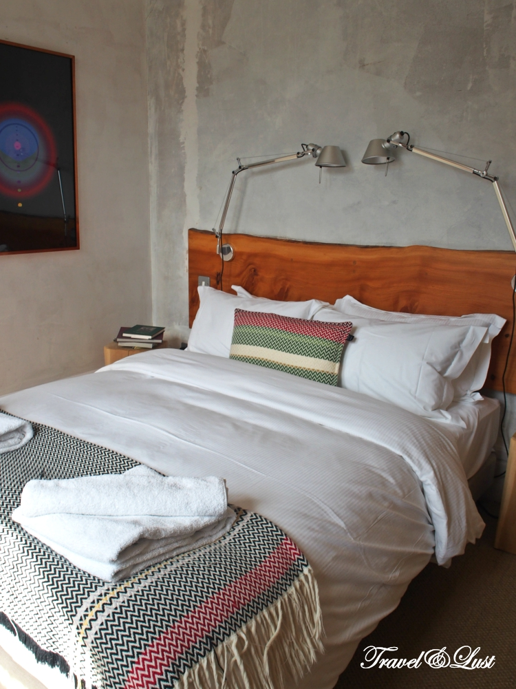 When in East London, stay at the charming  The Culpeper . This is an extension of a pub downstairs, a rooftop with urban gardening, an open restaurant and 7 boutique rooms in this old build representative of what London once was.