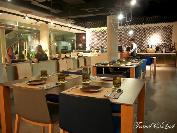 Laura Alandes is the interior designer behind Ma Khin Café.