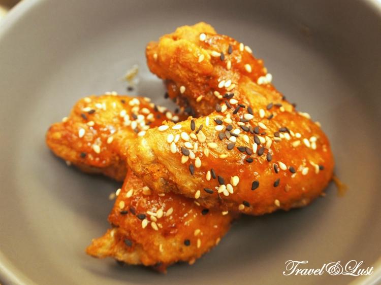 Thai chicken at its best!