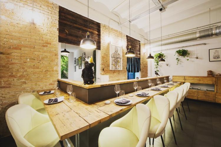 Restaurante Mano Rota Barcelona