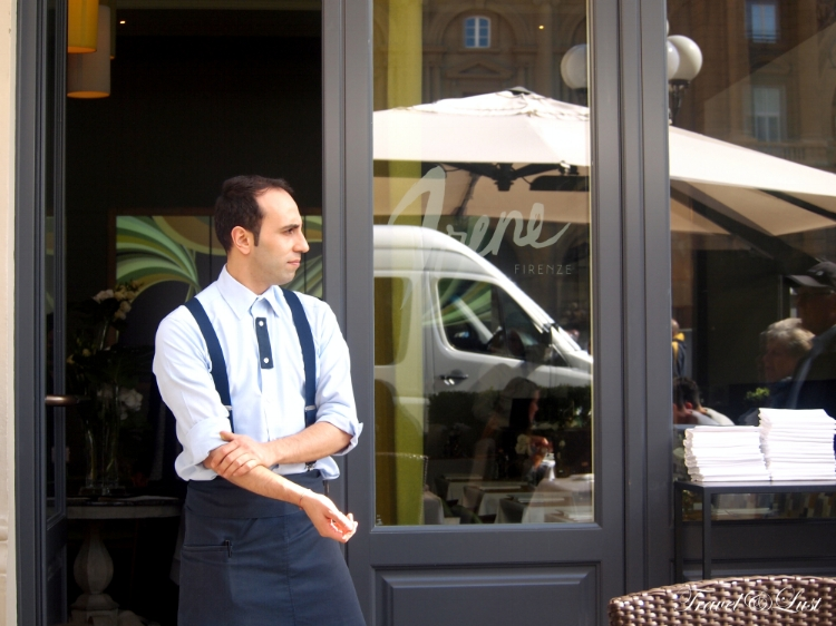 Dine in this internationally known bistro at the heart of Florence.