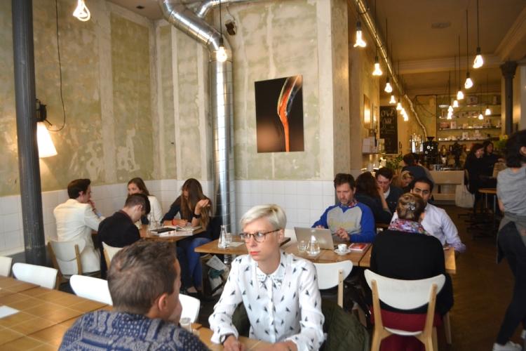Coutume Café - Paris, France