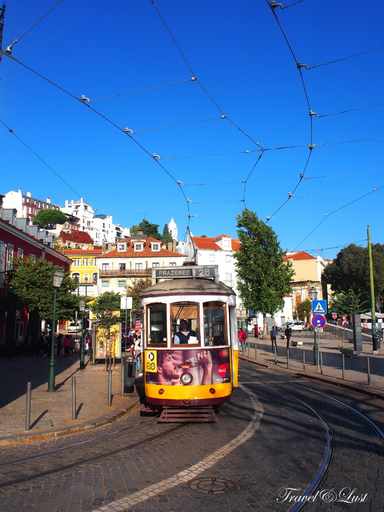 Lisbon has a network of quaint, old-fashioned trams that lurch and screech around the narrow streets of the capital. In operation since 1873, it presently comprises five urban lines.