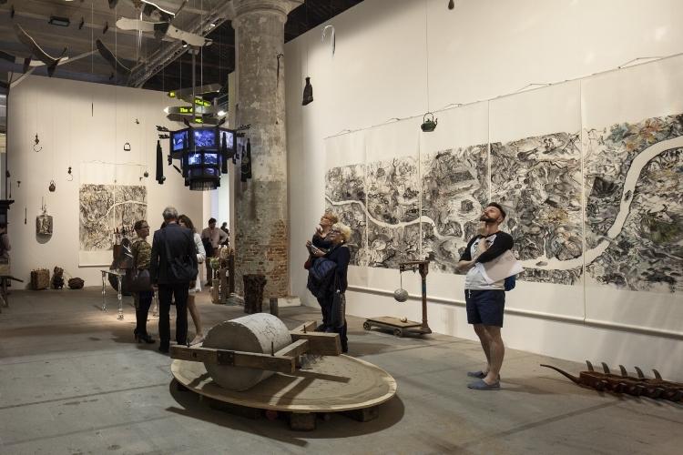 The Venice Biennale - 56th International Art Exhibition
