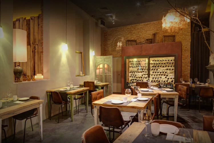 Llamber offers guests a different way to experience creative tapas in a casual setting.